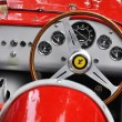 Vintage Ferrari dashboard — Stock Photo #19194899