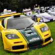 Постер, плакат: A McLaren F1 racer at Chelsea AutoLegends 2011