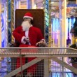 Laughing Father Christmas — Stock Video