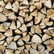 Logs background — Stock fotografie