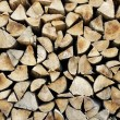 Foto de Stock  : Logs background