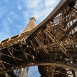 The Eiffel Tower in Paris — Stock Photo #21299341