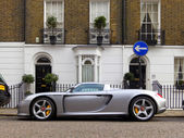 Porsche Carrera GT — Stock Photo