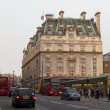 The Ritz hotel where Margaret Thatcher has died — Zdjęcie stockowe