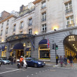 Stock Photo: Ritz hotel where Margaret Thatcher has died
