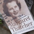 Homage to Margaret Thatcher — Stock Photo #23655635