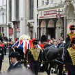 Baroness Thatcher's funeral — Stock Photo #24154679