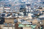Paris çatılarının — Stok fotoğraf