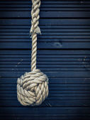 Nautical knot — Stock Photo
