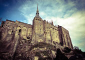 The Mont Saint-Michel — Stock Photo