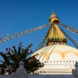 boudhanath stupa — Stock Photo #38047993