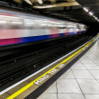 Stock Photo: London underground