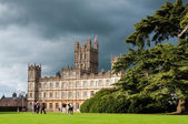 Highclere castle — Stock fotografie