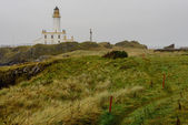 Turnberry lighthouse — Stock Photo