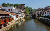 Saint-Jean-Pied-de-Port — Stock Photo