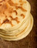 Nepalese bread — Stock Photo