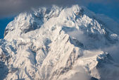 The Annapurna South in Nepal — Stock Photo