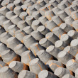 Pottery drying in the sun — Stock Photo #39561699