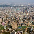 Kathmandu view from Swayambhunath — Stock Photo #39916053