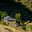 Stock Photo: Nepalese landscape