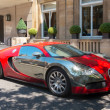 Stock Photo: Bugatti Veyron