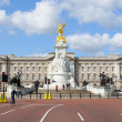 Stock Photo: Buckingham Palace in London