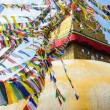 Boudhanath stupa in Kathmandu — Stock Photo