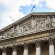 Stock Photo: Assemblée Nationale in Paris
