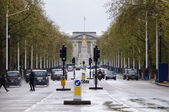 The Mall in London, UK — Stock Photo