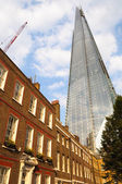 The Shard in London — Stock Photo