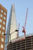 The Shard in London — Stock Photo