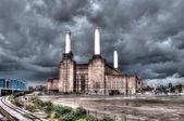 Battersea power station — Stock Photo