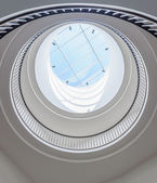 Circular architectural detail — Stock Photo