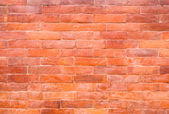 Glazed brick wall texture — Stock Photo