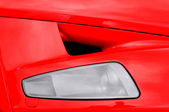 Ferrari Enzo headlight — Stock Photo
