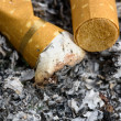 Cigarette butts — Stock Photo #47020693