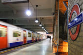London tube — Stockfoto