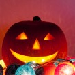 Halloween lantern — Stock Photo #6321066