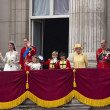 The royal wedding of Prince William and Kate Middleton — Stock Photo #8239555