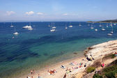 Island of Porquerolles France — Stock Photo