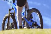 Vtt ciklus — Foto Stock
