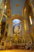 The interior of the Orthodox Cathedral in Odessa, Ukraine — 图库照片