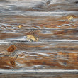 Old wooden boards on a rustic background — Stock Photo