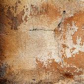建物の背景の古いひびの入った壁 — ストック写真