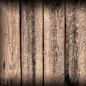 Old wooden planks rustic background — Stock Photo