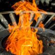Stock Photo: Quenchless flame dedicated to victory World War II