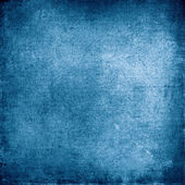 Vintage blue background with texture of paper for any of your de — Stock Photo