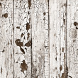 Background old wooden fence painted in different bright colors  — Stock Photo