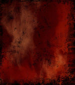 Gloomy vintage texture ideal for retro backgrounds. In red dark — Stock Photo