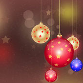 New Year Merry Christmas background — Stock fotografie